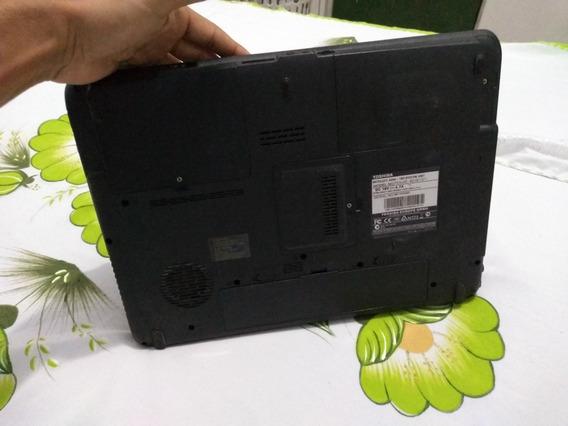 Notebook Toshiba Para Retirar Peças