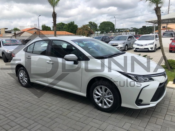 0 KmToyota Corolla - 2019/2020 2.0 Vvt-ie Flex Gli Direct S