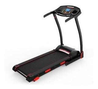 Cinta de correr eléctrica World Fitness 525NEWDH 220V negro