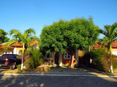 Casa Em Guaribas, Eusébio/ce De 95m² 3 Quartos À Venda Por R$ 265.000,00 - Ca195381