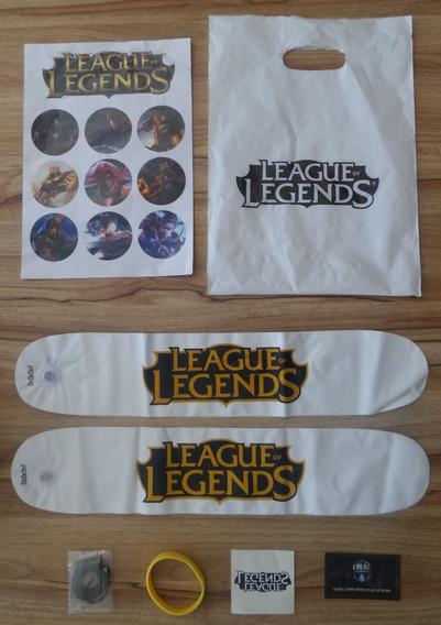 League Of Legends Lol - Kit Final Iwcq 2016 Curitiba