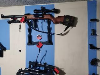 Rifle Tactico De Aire - Nitro Piston.