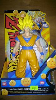 Goku Super Saiyan Bandai Zona Retro Juguetería Vintage