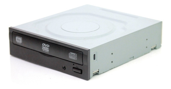 Drive Optico Leitor Gravador Dvd Lite On Sata Ihas122-14 Fu