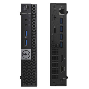 Mini Computador Dell Optiplex 7040 I7 16gb Ddr4 Ssd 240gb