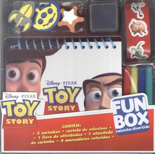 Imagem 1 de 1 de Fun Box - Caixinhas Divertidas - Toy Story