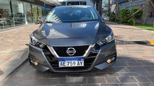 Nissan Versa Sense 1,6 Mt