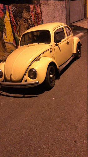 Imagem 1 de 4 de Volkswagen Fusca Hacth