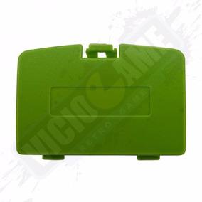 Nintendo Game Boy Color - Tampa Traseira - Verde