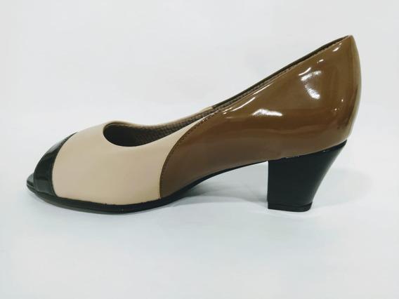 Sapato Feminino Piccadilly Ref: 752001-12