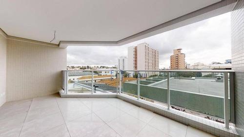 Amplo Apartamento Com 3 Suítes Em Condomínio No Bairro Vila Da Saúde! - Ap11497