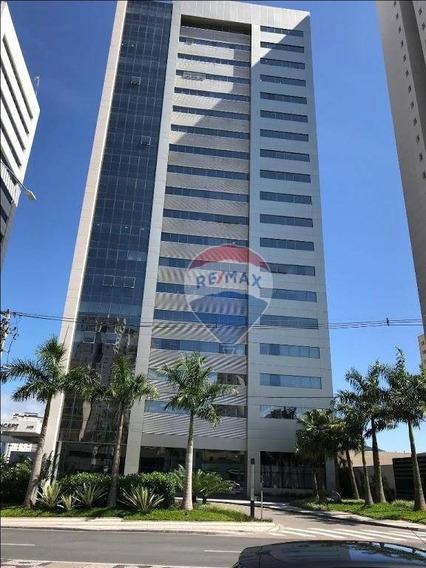 Sala Para Alugar, 150 M² Por R$ 9.900/mês - Centro Cívico - Mogi Das Cruzes/sp - Sa0030