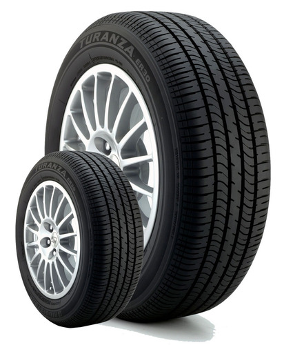 Kit 2u 195/55 R15 85 H Turanza Er30 Bridgestone Cuotas