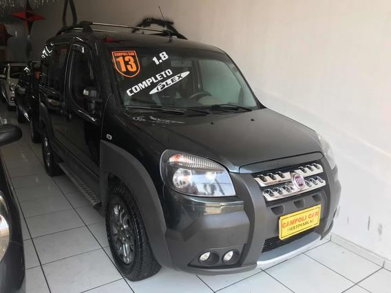 Fiat Doblo 1.8 16v Adventure Flex 5p 2013