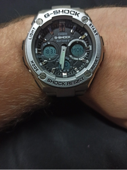 Relógio Modelo G-shock