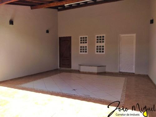 Casa Sebastiao Moraes, Ca00455, Catanduva, Joao Miguel Corretor De Imoveis, Venda De Imoveis - Ca00455 - 68875217