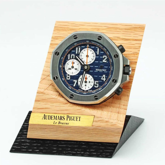 Audemars Piguet Royal Oak Offshore Table Clock Relógio Mesa
