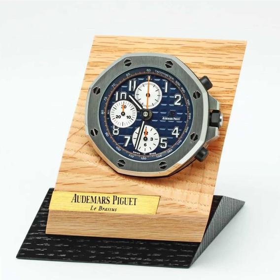Audemars Piguet Royal Oak Offshore Table Clock Relógio Mesa