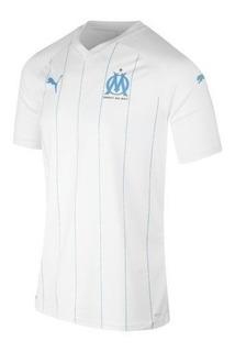 Camisa Oficial Do Olympique De Marsella - Super Desconto