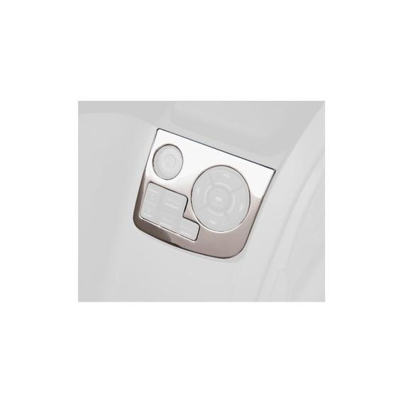 Mostrar Accesorios De Chrome 52-760 Acento Del Panel De Nave