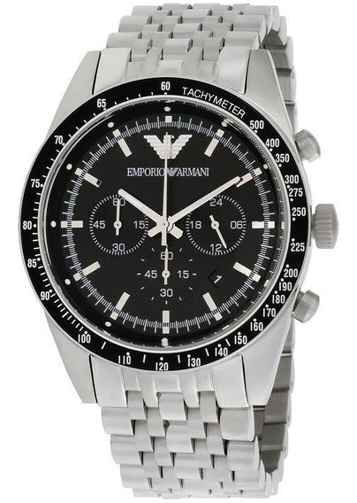 Relógio Masculino Emporio Armani Ar5988 Aço Inoxidável