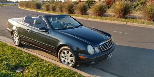 Mercedes-benz Clk 3.2 Clk320 Avantgarde At 2003
