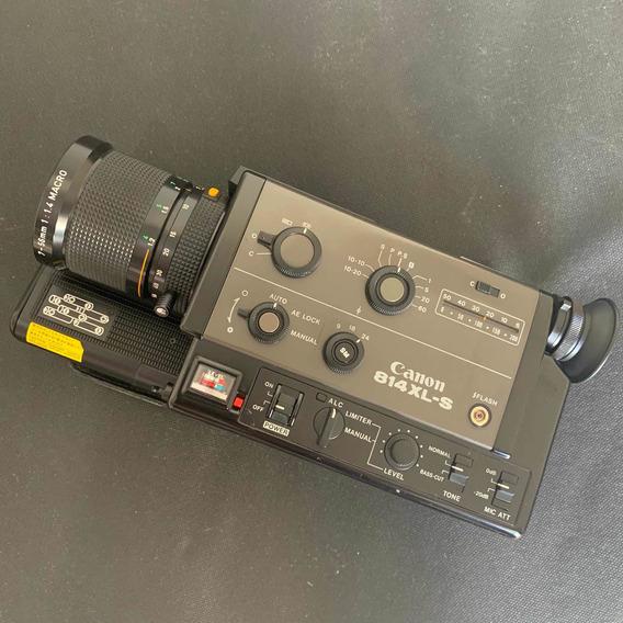 Super 8 Canon 814xls ***impecável***