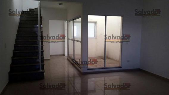 Sobrado Novo Na Vila Santo Estéfano - São Paulo - 5646
