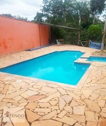 Chácara Com 6 Dormitórios À Venda, 6000 M² Por R$ 530.000 - Cocuera - Mogi Das Cruzes/sp - Ch0036