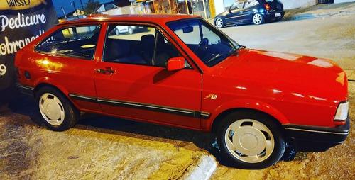 Volkswagen Gol Star 89 Turbo Legalizado
