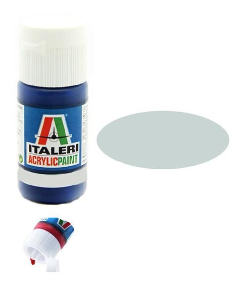 Tinta Acrílica Lichtblau Rlm 76 [f] Fs36473 4786ap Italeri