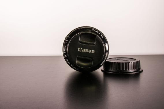 Lente Canon Ef 50 Mm F1.8