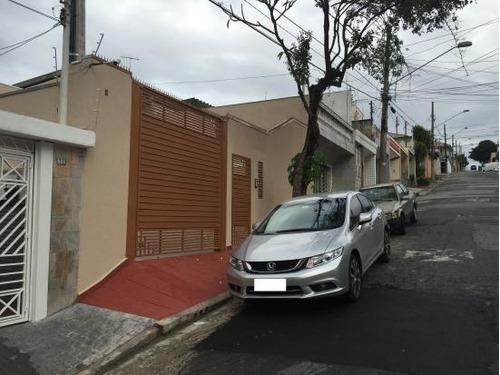 Sobrado Residencial Para Venda E Locação, Chácara Mafalda, São Paulo. - So5525