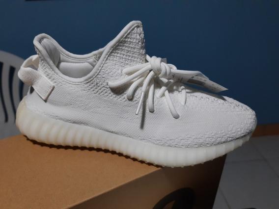 Tênis adidas Yeezy Boost 350 V2 Triple White Dswt