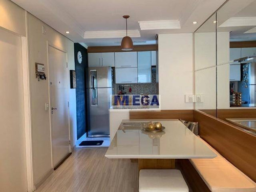 Imagem 1 de 19 de Apartamento Com 3 Dormitórios À Venda, 54 M² Por R$ 292.000,00 - Parque Prado - Campinas/sp - Ap4683