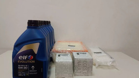 Kit Troca De Oleo E Filtros Master 2.3 2013 A 2017