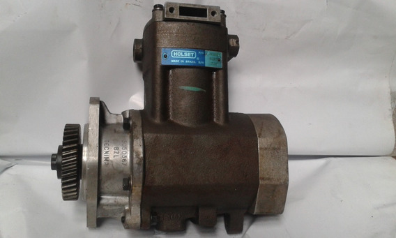 Compressor De Ar Do Ford Cargo 99 Cummins Série B 8.3l Novo