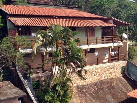 Casa Em Itaipu, Niterói/rj De 194m² 2 Quartos À Venda Por R$ 600.000,00 - Ca244025