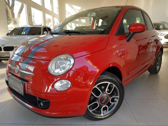 Fiat 500 Sport 1.4 16v Dualog. Gasolina 2010