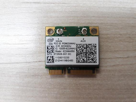 Placa De Rede Wireless 5g Dual Band Intel N6200 N 6200