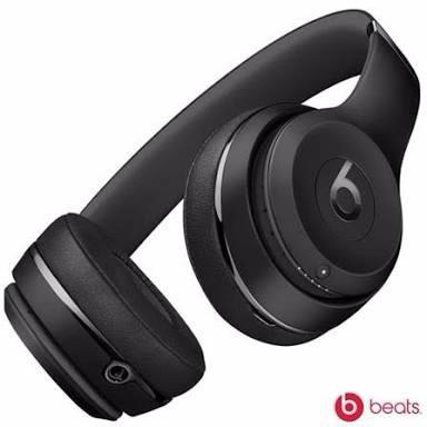 Fone Beats Solo 3 Wireless Preto Fosco