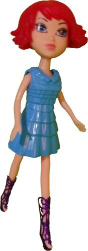 Imagem 1 de 2 de 5 Boneca Simples E Barata Brinquedo Infantil Atacado Oferta.