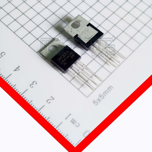Irf3205  Mosfet N Trench 55v 110a Ir