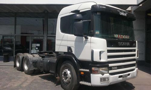 Scania P114 330 6x2 Año 06 - Entrega Y Cuotas Fijas En $