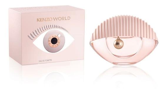 Perfume Importado Kenzo World Wom Edt X50ml