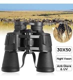 Sgodde Nuevo 30x50 Telescopio Óptico Visión Nocturna Prismát