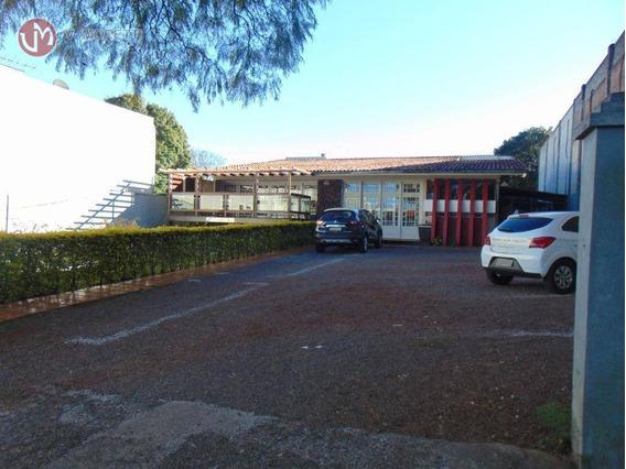 Casa Para Alugar, 450 M² Por R$ 7.000/mês - Centro - Cascavel/pr - Ca0116