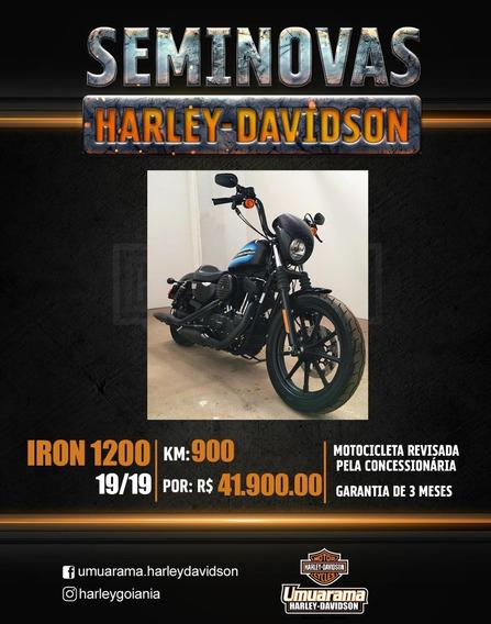 Harley Davidson Iron 1200 2019 - Umuarama Hd