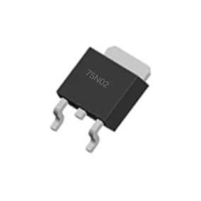 Transistores 75n02 O75n02ldg T0252 Eletro 05 Peças