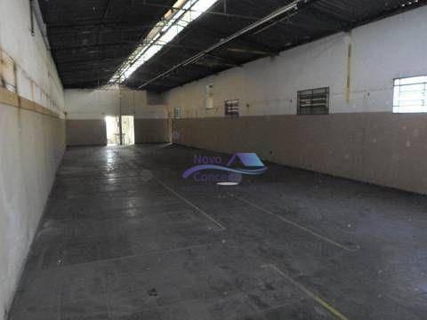 Imagem 1 de 10 de Galpão Para Alugar, 1800 M² Por R$ 14.000,00/mês - Vila Santa Isabel - São Paulo/sp - Ga0222